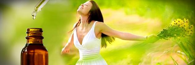Recursos naturales para la gestión del estrés - flores de Bach